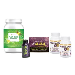 Picture of Mission 20 M20 Nutrition Pack